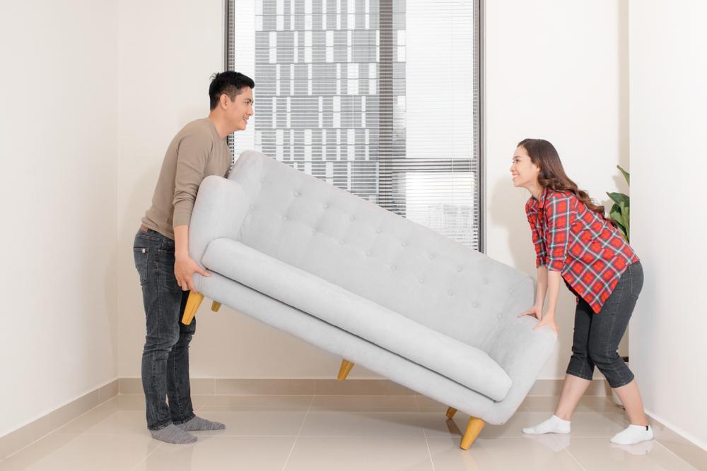 placer correctement vos meubles